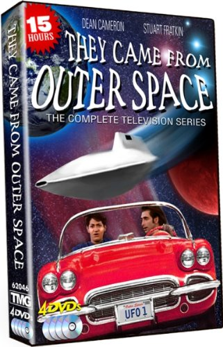 They Came From Outer Space – The Complete Television Series