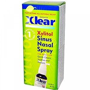 Xlear Sinus Care Nasal Spray, 1.5 Fl Oz