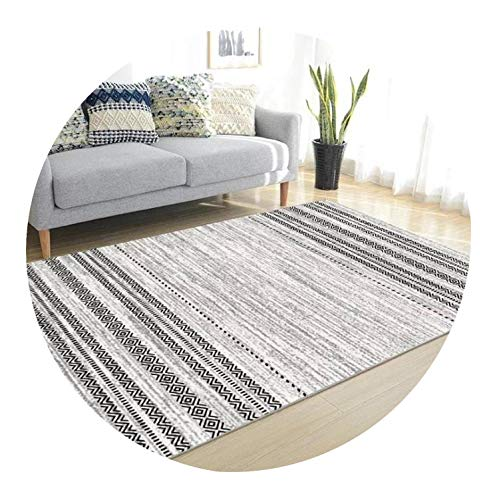 Nordic Geometric Carpets for Living Room Home Decorative Bedroom Rugs Sofa Coffee Table Floor Mat Customized Rectangle Carpet,SD-M001,180X250CM