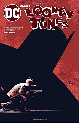DC Meets Looney Tunes (Vampire Bunny)