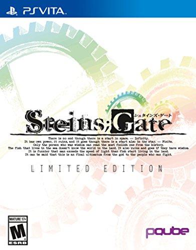 Steins;Gate Limited Edition (2016 Calendar Edition) - PlayStation Vita
