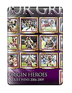 New Arrival Premium Air Cases Covers For Ipad (rugby League)