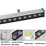 RSN LED 24W Linear Bar Light Dimmable Outdoor Wall