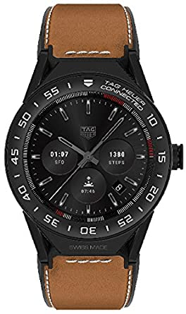 Tag Heuer Montre Connected Modular 45 sbf8 a8013.82ft6110