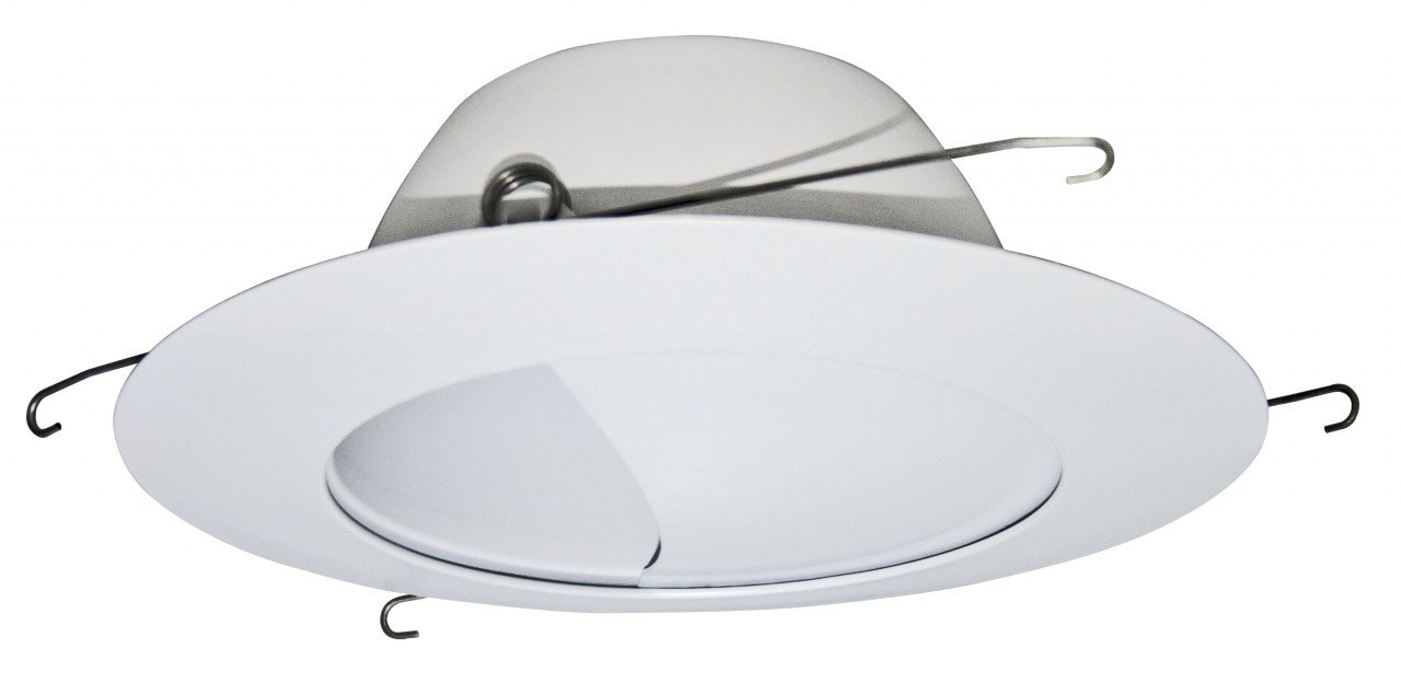 WWW Wall Wash White for 6 inch Recessed Can