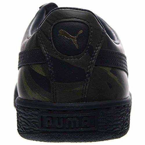 Puma Basket X Hoh Palm Total Eclipse / Green