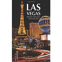 Las Vegas Pocket Monthly Planner 2018: 16 Month Calendar