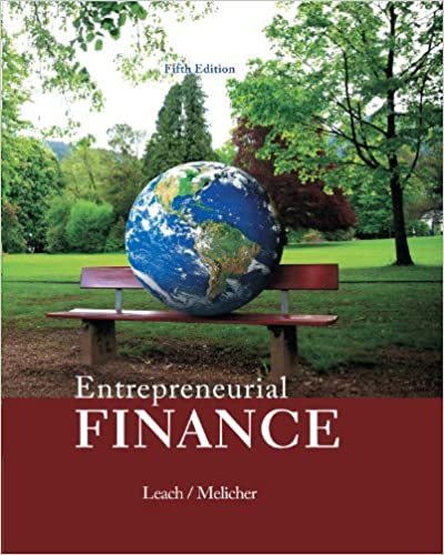 Entrepreneurial Finance Books Pdf File
