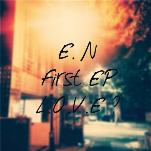 E.N - L.O.V.E ? (EP) (Asia - Import)