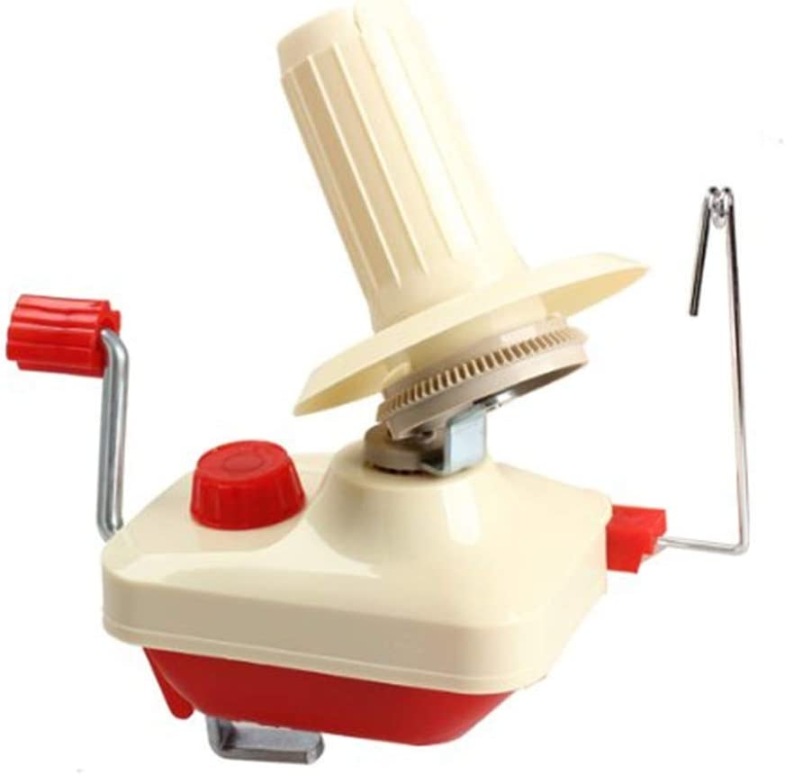 Easy to Assemble: B&S FEEL Hand Operated Wool Winder