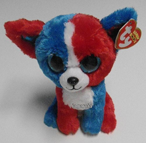 Ty Beanie Boos Valor - Dog (Cracker Barrel Exclusive) - Exclusive Ty Beanie
