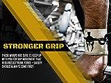 One Man Empire Strength Wrist Wraps for
