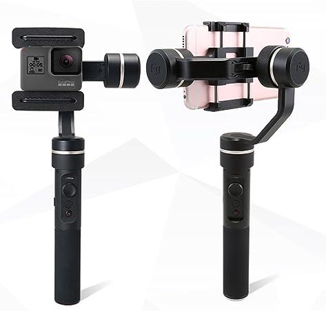 BVC Handheld Gimbal Estabilizador para Smartphone - Serie iPhone/Huawei P9 / Huawei P9 Plus / Xiaomi5 / MEIZU MX6 / SUMSUNG NOTE5: Amazon.es: Hogar