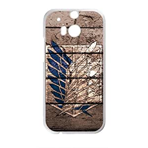 Logo Pattern Hot Seller Stylish Hard Case For HTC One M8