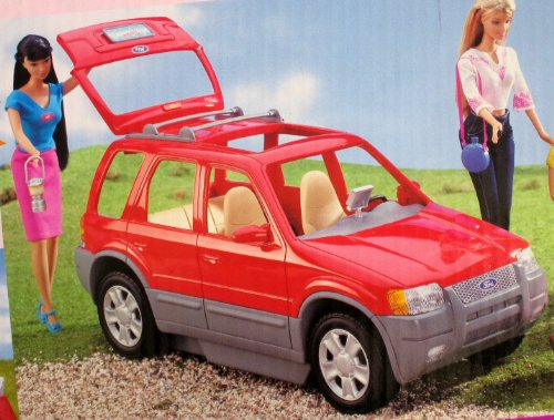 Barbie Ford Escape Suv Buy Online In Uae Toys And
