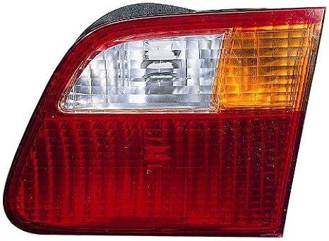 Depo 217-1309R-US Honda Civic Passenger Side Replacement Backup Light Unit without Bulb