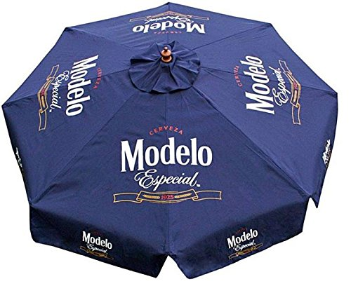 Modelo Especial Beer 7 ft Patio Market Style Umbrella