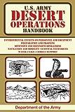 U. S. Army Desert Operations Handbook, Army, 1620874792