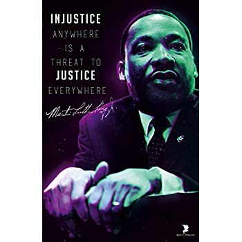 Amazoncom Tri Seven Entertainment Martin Luther King Jr Poster