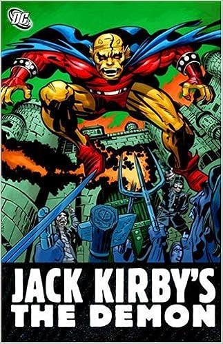Jack Kirbys The Demon Omnibus HC: Amazon.es: Jack Kirby: Libros en idiomas extranjeros
