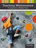 img - for Teaching Mathematics Foundations to Middle Years by Dianne Siemon (2012-01-12) book / textbook / text book