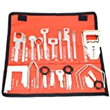 38 Pcs Car Audio Stereo CD Player Removal Repair Tool Kits For Benz Spiffy
