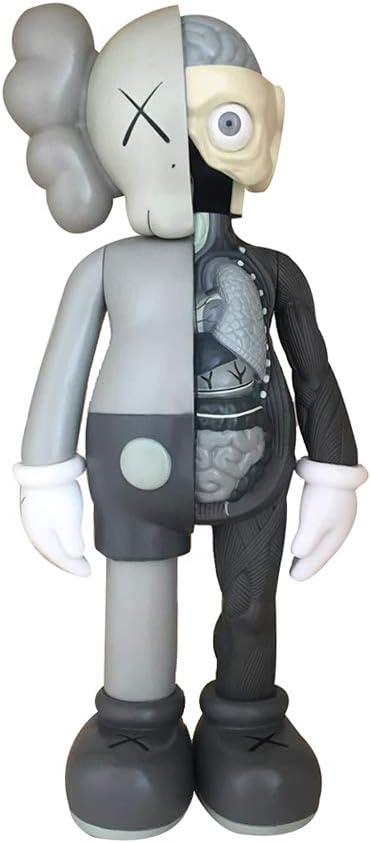 Bellagione Original Companion Model Art Toys muñeca de anatomía de Cabeza de explosión de 8 Pulgadas de Altura Coleccionable con Paquete de Colores: Amazon.es: Hogar