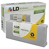 LD Remanufactured Replacement for Epson T624400 Yellow Inkjet Cartridge for use in Epson Stylus Pro GS6000
