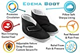 Comfort Finds Mens Edema Boots – Extra Wide
