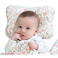 Baby Pillow For Newborn Breathable 3-Dimensional Air Mesh Organic Cotton, Pro...