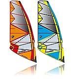 Aerotech Sails 2017 Phantom-6.8-Green Windsurfing Sail