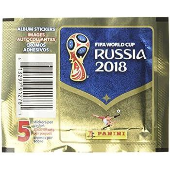 Panini 2018 FIFA World Cup Stickers Retail Box