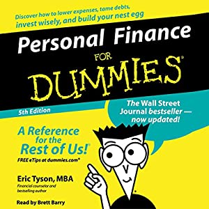 Personal Finance for Dummies Audiobook