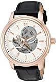 Invicta Men's 22579 Vintage Analog Display Automatic Self Wind Black/Rose/Silver Watch