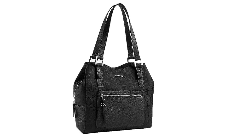 Calvin Klein Nadina Center Zip Hobo bag handbag
