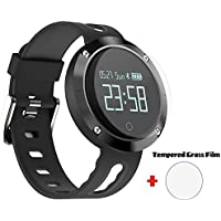 DG2CHU Fitness Tracker, Blood Pressure Heart Rate Monitor...