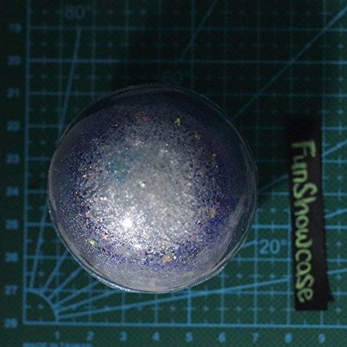 Funshowcase Ball Orb Sphere Paperweight Silicone Mold, for Polymer Clay, Crafting, Resin Epoxy, Jewelry Making