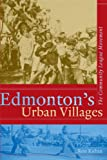 Edmonton's Urban Villages, Ron Kuban, 0888644388