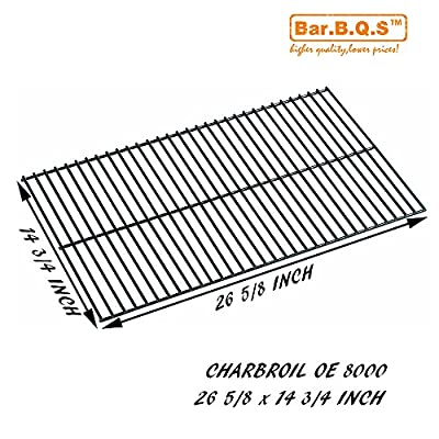 Bar.b.q.s Replacement Porcelain Cooking Grid Fits Char-Broil 8000 Series Gas Grills