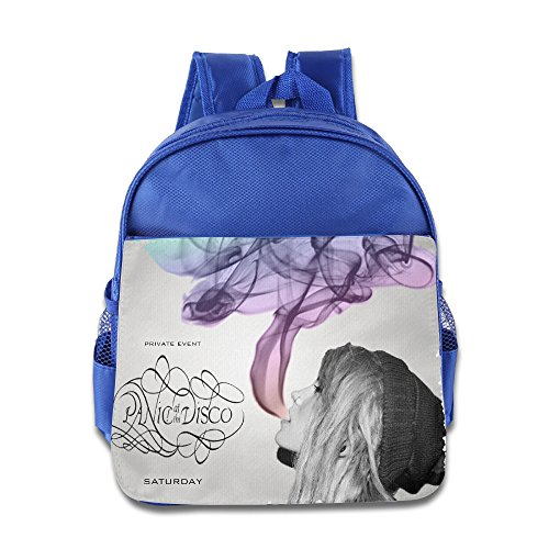 HYRONE Panic Rock Band Poster Teenager School Backpack For 1-6 Years Old - Khalifa Wiz Indianapolis