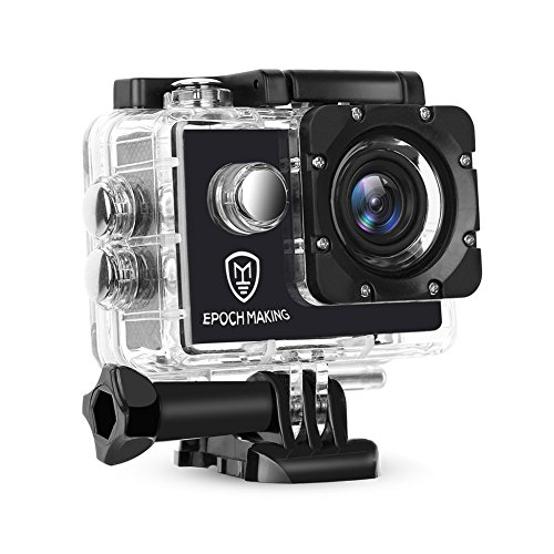 1080P HDMI Action Sports Camera Waterproof With 2-INCH LCD For Racing, Riding, Motorcycle, Motocross and Water Sports. Action Cameras Shahuang