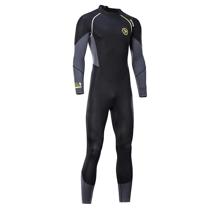 Amazon.com: zcco Ultra elástico 0.118 in neopreno traje de ...