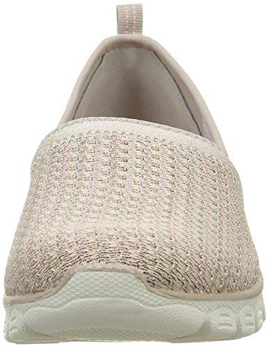 sale get to buy Skechers Women's Ez Flex Big Money Fashion Sneaker Taupe Knit cheap sale new arrival XiARmYxTV