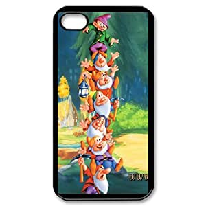 iPhone 4,4S Csaes phone Case Snow White and Seven Dwarfs BXGZ92794