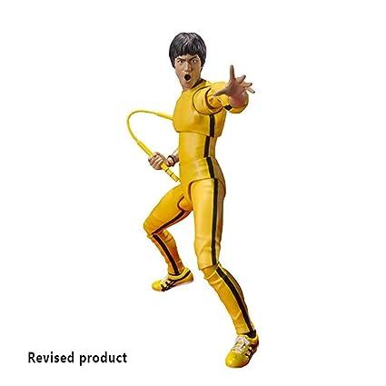 Amazon.com: Yang Baby Bruce Lee - Figura de acción de traje ...