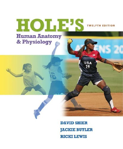 Loose Leaf Version of Hole's Human Anatomy and Physiology -  Shier, David, 12th Edition, Loose-leaf