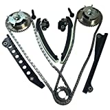 JDMSPEED New Timing Chain Kit Cam Phaser 04-08 Ford F-150 F-250 Lincoln 5.4 Triton 3-Valve