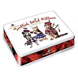 Campbell's Shortbread Scottish Wild Kittens Tin 150 G