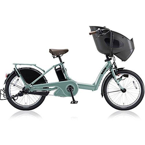 ブリヂストン(BRIDGESTONE) ビッケポーラー BP0D38 20インチ 電動アシスト自転車 専用充電器付 B07649RWWG T.レトログリーン T.レトログリーン