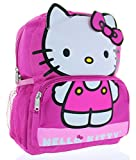 Hello Kitty 14' Backpack 'Be the Character'